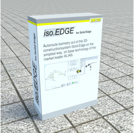 ISO.Edge – Create isometrics in Solid Edge