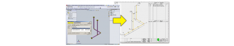 ISO.Works – Isometrien in SolidWorks erstellen